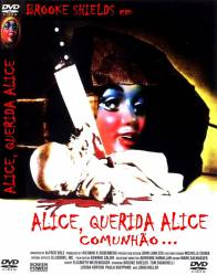 DVD ALICE QUERIDA ALICE - BROOKE SHIELDS - 1976