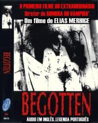 DVD BEGOTTEN - 1990