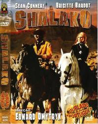 DVD SHALAKO - SEAN CONNERY