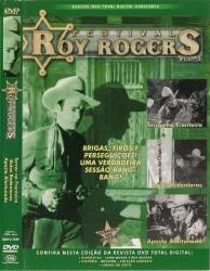 DVD ROY ROGERS VOL - 3