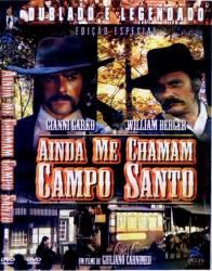 DVD AINDA ME CHAMAM CAMPO SANTO