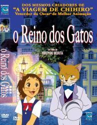 DVD O REINO DOS GATOS