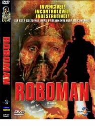 DVD ROBOMAN - 1986