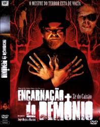 DVD ENCARNAÇAO DO DEMONIO - ZE DO CAIXAO