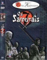 DVD OS SETE SAMURAIS