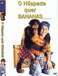 DVD O HOSPEDE QUER BANANA