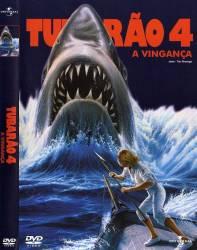 DVD TUBARAO - 4 - A VINGANÇA