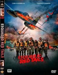 DVD ESQUADRAO RED TAILS - CUBA JR