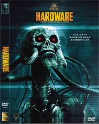 DVD HARDWARE – O DESTRUIDOR DO FUTURO