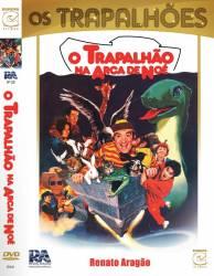 DVD OS TRAPALHOES NA ARCA DE NOE
