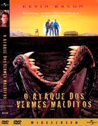 DVD O ATAQUE DOS VERMES MALDITOS