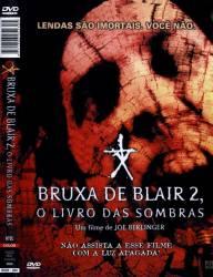 DVD BRUXA DE BLAIR 2 - O LIVRO DAS SOMBRAS