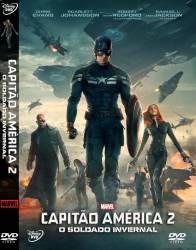 DVD CAPITAO AMERICA 2 - O SOLDADO INVERNAL