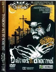 DVD DELIRIOS DE UM ANORMAL - ZE DO CAIXAO