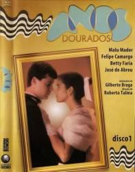 DVD ANOS DOURADOS - DUPLO