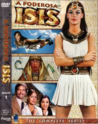 DVD A PODEROSA ISIS - 4 DVDs - 22 EP