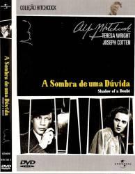 DVD A SOMBRA DE UMA DUVIDA - ALFRED HITCHCOCK