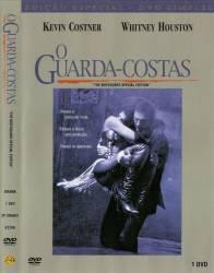 DVD O GUARDA-COSTAS - KEVIN COSTNER