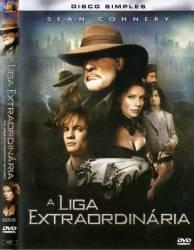 DVD A LIGA EXTRAORDINARIA - SEAN CONNERY