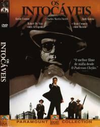 DVD OS INTOCAVEIS - KEVIN COSTNER