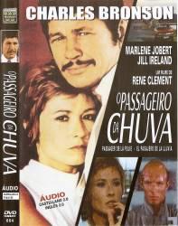 DVD PASSAGEIRO DA CHUVA - CHARLES BRONSON