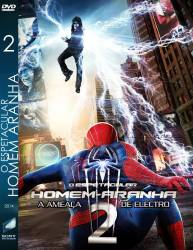 DVD O ESPETACULAR HOMEM ARANHA - 2
