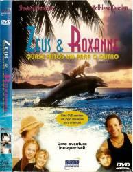 DVD ZEUS E ROXANNE - QUASE FEITOS UM PARA O OUTRO