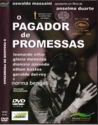 DVD O PAGADOR DE PROMESSAS
