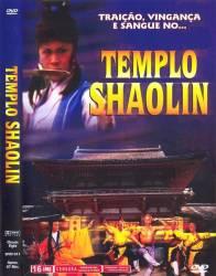 DVD O TEMPLO DE SHAOLIN - AUDIO INGLES - JET LI