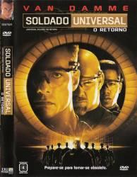 DVD SOLDADO UNIVERSAL - O RETORNO