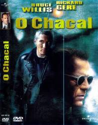 DVD O CHACAL - BRUCE WILLIS