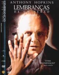 DVD LEMBRANÇAS DE UM VERAO - ANTHONY HOPKINS