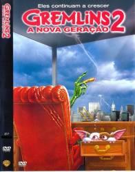 DVD GREMLINS 2 - A NOVA GERAÇAO - LEGENDADO