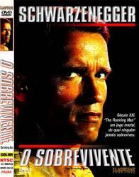 DVD O SOBREVIVENTE - LEGENDADO - ARNOLD SCHWARZENEGGER
