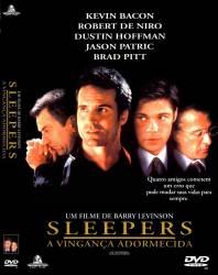 DVD SLEEPERS - A VINGANÇA ADORMECIDA