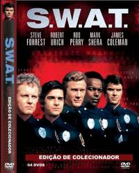 DVD SWAT - 1 TEMP - 4 DVDs