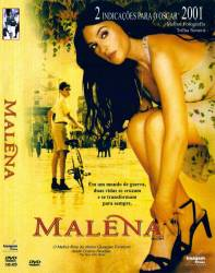 DVD MALENA