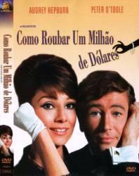 DVD COMO ROUBAR UM MILHAO DE DOLARES - AUDREY HEPBURN