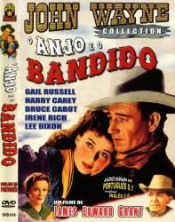 DVD O ANJO E O BANDIDO - JOHN WAYNE
