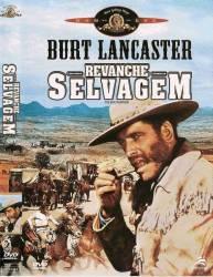DVD REVANCHE SELVAGEM - BURT LANCASTER