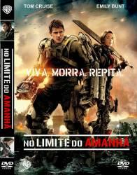 DVD NO LIMITE DO AMANHA - TOM CRUISE