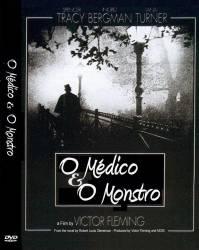 DVD O MEDICO E O MONSTRO - 1941