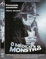 DVD O MEDICO E O MONSTRO - 1931