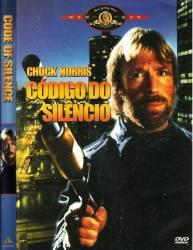 DVD CODIGO DO SILENCIO - CHUCK NORRIS