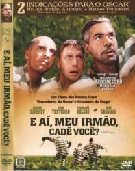 DVD E AI, MEU IRMAO, CADE VOCE? - GEORGE CLOONEY