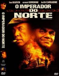 DVD O IMPERADOR DO NORTE - LEE MARVIN