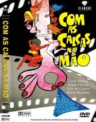 DVD COM AS CALÇAS NA MAO - NACIONAL