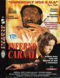 DVD ZE DO CAIXAO - INFERNO CARNAL