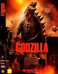 DVD GODZILLA 2014