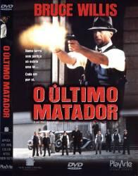 DVD O ULTIMO MATADOR - BRUCE WILLIS